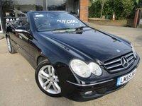2005 MERCEDES-BENZ CLK 3.5 CLK350 AVANTGARDE 2d AUTO 269 BHP £4300.00