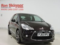 USED 2015 65 DS DS 3 1.6 BLUEHDI DSTYLE NAV S/S 3d 98 BHP