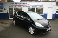 2014 HONDA JAZZ 1.3 I-VTEC ES PLUS 5d 99 BHP £SOLD