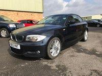 2012 BMW 1 SERIES 2.0 120D M SPORT 2d 175 BHP £9250.00