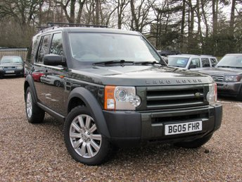 2005 LAND ROVER DISCOVERY 2.7 3 TDV6 S 5d 188 BHP £6490.00