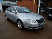 USED 2005 05 VOLKSWAGEN PASSAT 2.0 SPORT 4d 148 BHP COMES WITH NEW MOT,DRIVES OK,BARGAIN CAR