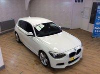 2012 BMW 1 SERIES 2.0 116D M SPORT 5d 114 BHP £11795.00