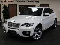 USED 2010 BMW X6 3.0 XDRIVE40D 4d AUTO 302 BHP