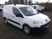 USED 2009 59 PEUGEOT PARTNER 1.6 HDI S L1 850 1d 89 BHP **Economical  -  Great Spec - Excellent van - Drives superbly -  NO VAT **