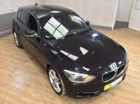 2012 BMW 1 SERIES 2.0 118D SPORT 5d AUTO 141 BHP £10995.00