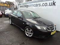 2010 SAAB 9-3 2.0 TURBO EDITION 4d 150 BHP £7495.00