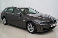 2011 BMW 5 SERIES 2.0 520D SE TOURING 5d AUTO 181 BHP £7850.00