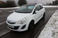 2011 VAUXHALL CORSA 1.2 LIMITED EDITION 1 OWNER,Full Service History £4850.00