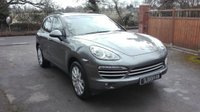 USED 2014 14 PORSCHE CAYENNE 3.0 PLATINUM EDITION D V6 TIPTRONIC AUTO Panoramic Roof, Reverse Camera, BOSE, PASM