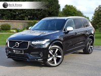 USED 2015 65 VOLVO XC90 2.0 D5 R-DESIGN AWD 5d AUTO 222 BHP SATELITE NAVIGATION LOW MILEAGE