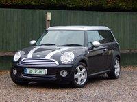 2009 MINI CLUBMAN 1.6 COOPER 5d 118 BHP £5470.00