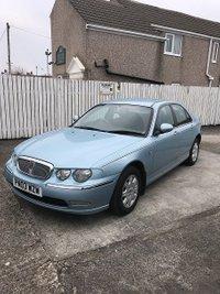 2003 ROVER 75 2.0 CLASSIC SE CDT 4d 114 BHP £1495.00