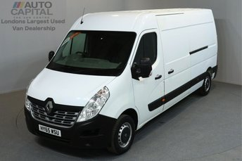 2015 RENAULT MASTER 2.3 LM35 BUSINESS DCI L3 LONG WHEELBASE 5d 125 BHP £8990.00
