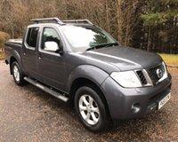 2011 NISSAN NAVARA 2.5 DCI TEKNA 4X4 NO VAT 4DR PICK UP AUTO 188 BHP £9999.00