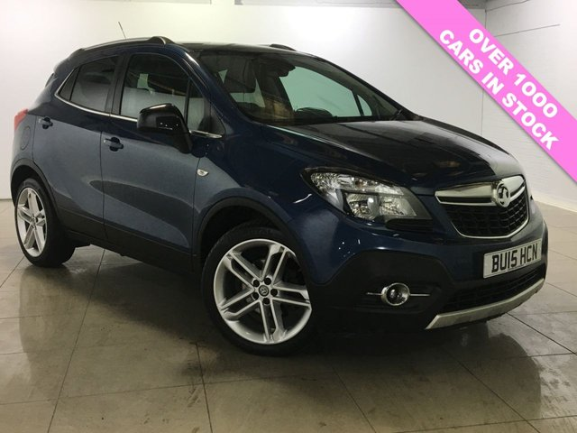 View our 2015 15 VAUXHALL MOKKA 1.6 LIMITED EDITION CDTI 5d AUTO 134 BHP