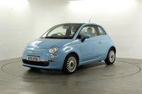 2011 FIAT 500 0.9 LOUNGE 3d 85 BHP £SOLD