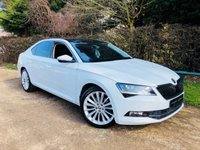 2015 SKODA SUPERB 2.0 SE L EXECUTIVE TDI DSG 5d 188 BHP £17000.00