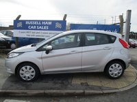 USED 2010 10 FORD FIESTA 1.4 EDGE TDCI 5d 68 BHP £20 Yearly Road Tax .2  Former Keeper. New MOT & Full Service Done on purchase + 2 Years FREE Mot & Service Included After . 3 Months Russell Ham Quality Warranty . All Car's Are HPI Clear . Finance Arranged - Credit Card's Accepted . for more cars www.russellham.co.uk  - Spare key and book pack .