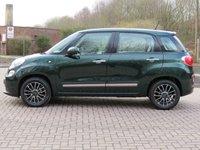 USED 2013 63 FIAT 500L 1.6 MULTIJET LOUNGE 5d 105 BHP