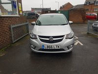 USED 2016 66 VAUXHALL VIVA 1.0 SL 5d 74 BHP CHEAP TO RUN AND TOP SPECIFICATION INCLUDING LEATHER TRIM , CLIMATE CONTROL, PRIVACY GLASS, AND ALLOY WHEELS!...EXCELLENT FUEL ECONOMY!..LOW CO2 EMISSIONS..ONLY £20 ROAD TAX!..VAUXHALL WARRANTY TO 22/12/2019!!...ONLY 6794 MILES FROM NEW!!