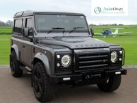 USED 2014 14 LAND ROVER DEFENDER 2.2 TD XS STATION WAGON 1d  BHP