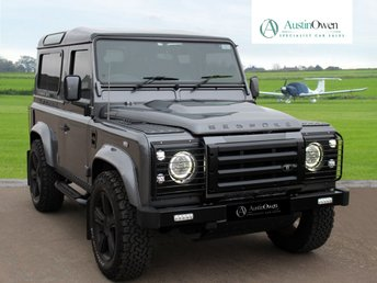 2014 LAND ROVER DEFENDER 2.2 TD XS STATION WAGON 1d  BHP £39995.00