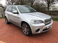 2010 BMW X5 3.0 XDRIVE30D M SPORT 5d AUTO 241 BHP £17990.00