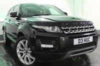 2011 LAND ROVER RANGE ROVER EVOQUE 2.2 SD4 PRESTIGE 5d 190 BHP £16500.00