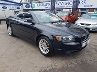 USED 2008 08 VOLVO C70 2.0 S 2d 135 BHP 0%  FINANCE AVAILABLE ON THIS CAR PLEASE CALL 01204 317705