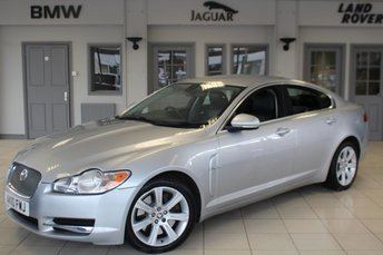 2010 JAGUAR XF 3.0 V6 LUXURY 4d 240 BHP £7470.00