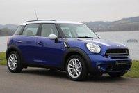 2015 MINI COUNTRYMAN 1.6 COOPER S 5d AUTO 184 BHP £16425.00