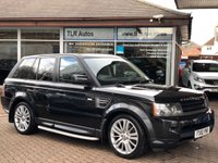 USED 2010 10 LAND ROVER RANGE ROVER SPORT 3.0TDV6 HSE 5d AUTO 245 BHP Free MOT for Life