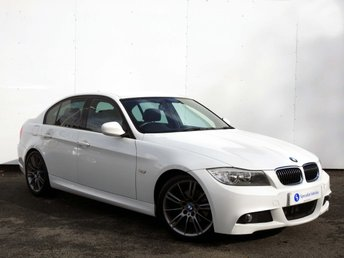 2010 BMW 3 SERIES 2.0 320D SPORT PLUS EDITION 4d AUTO 181 BHP £9995.00