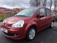 2011 RENAULT GRAND MODUS 1.6 DYNAMIQUE VVT 5d AUTO 110BHP £3990.00