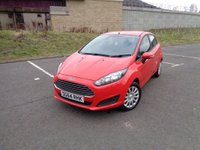 USED 2014 64 FORD FIESTA 1.2 STYLE 5d 59 BHP LOW MILEAGE