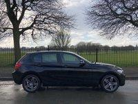 2015 BMW 1 SERIES 1.6 116I SPORT 5d AUTO 135 BHP £12695.00