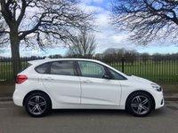2015 BMW 2 SERIES 2.0 218D SPORT ACTIVE TOURER 5d 148 BHP £14995.00