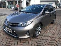 2014 TOYOTA AURIS 1.8 EXCEL VVT-I 5d AUTO 99 BHP £11990.00