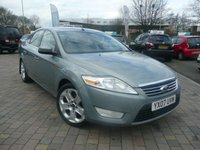 2007 FORD MONDEO 2.0 GHIA TDCI 5d 140 BHP £SOLD