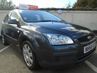 2007 FORD FOCUS 1.6 LX 5d 100 BHP £SOLD