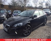 USED 2015 64 VOLVO V40 1.6 D2 CROSS COUNTRY LUX 5d 113 BHP