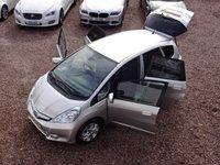 USED 2014 64 HONDA JAZZ 1.3 IMA HS 5d AUTO 102 BHP ONE OWNER FROM NEW, FULL HONDA SERVICE HISTORY, £10 ROAD TAX