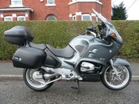 2003 BMW R SERIES R 1150 RT  £3295.00
