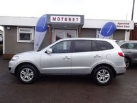 USED 2012 62 HYUNDAI SANTA FE 2.2 STYLE CRDI 5DR ( 7 SEATER) AUTOMATIC DIESEL  195 BHP +++SPRING SALE NOW ON+++