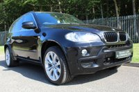 2009 BMW X5 3.0 D M SPORT 5d AUTO 232 BHP £13500.00