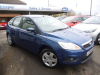 2008 FORD FOCUS 1.6 STYLE 5d 100 BHP £4499.00