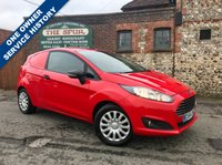 USED 2015 64 FORD FIESTA 1.5 BASE TDCI 3d 74 BHP One Owner, Main Dealer Service History, Air Conditioning.