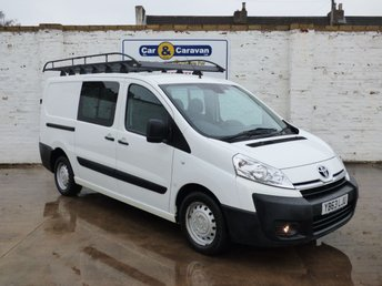 View our TOYOTA PROACE