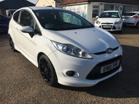 USED 2010 10 FORD FIESTA 1.6 ZETEC S 3d 118 BHP ** NOW SOLD ** NOW SOLD **